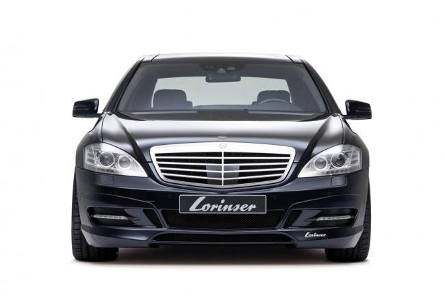 lorinser 2010 mercedes-benz s-class