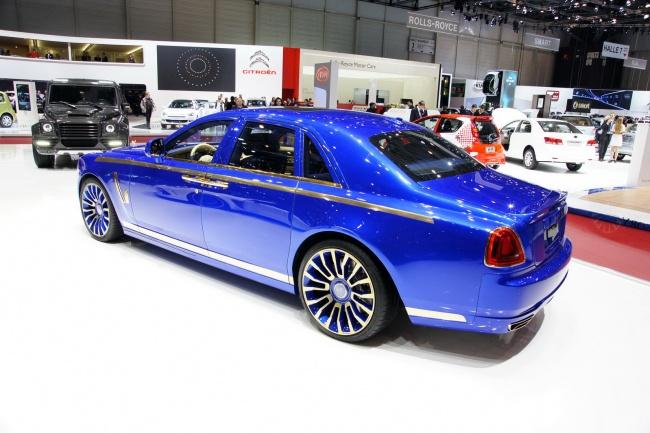 Mansory Rolls-Royce Ghost