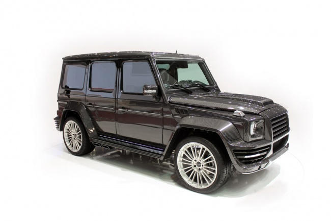 G-Couture от Mansory