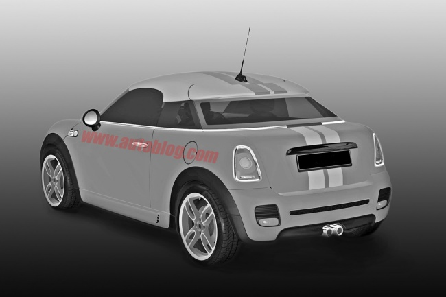 Mini Coupe Roadster