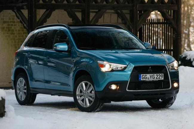 Названы цены на Mitsubishi ASX в России