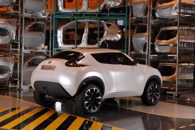 Nissan Quazana