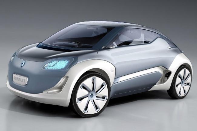 Электромобили от Renault появятся в 2012 году в России