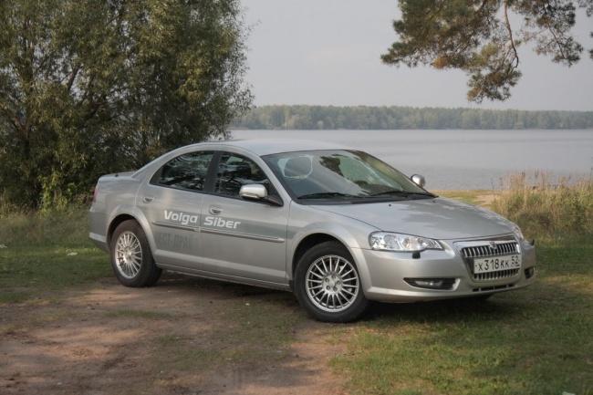 Цены на Volga Siber упали на 120 000 рублей