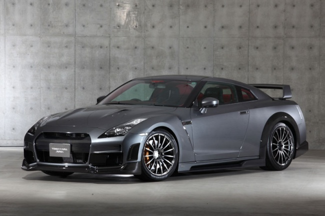 Nissan GT-R от Tommy Kaira