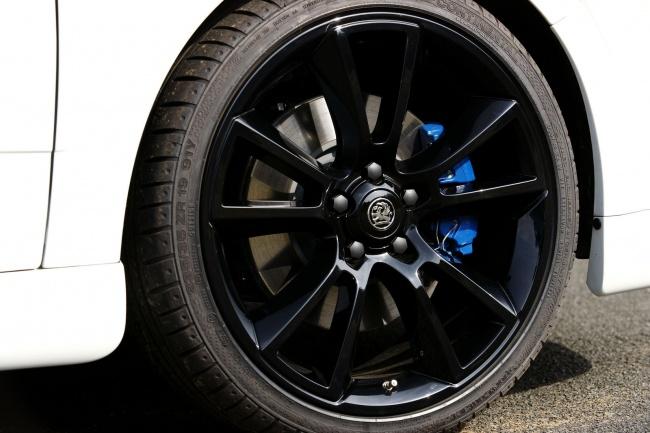 Vauxhall Astra VXR Arctic диск