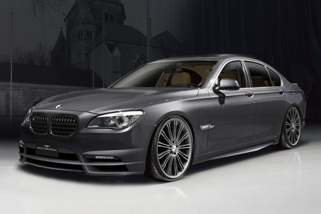Wald International 2011 BMW 7-Series