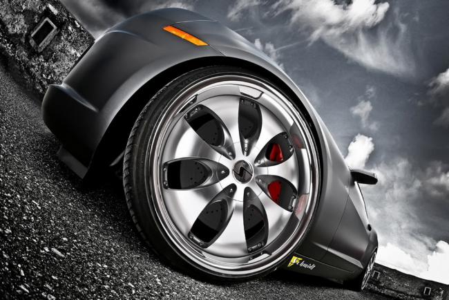 Chevrolet Camaro SS Black Cat