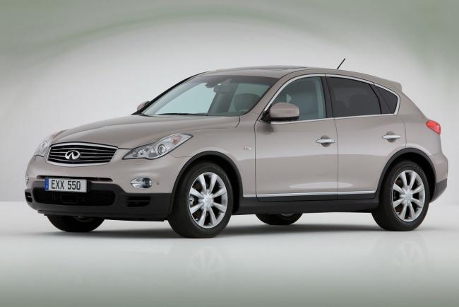 2010 Infiniti EX30D