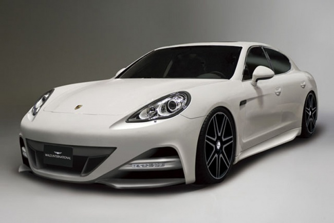 2010 Porsche Panamera Wald International