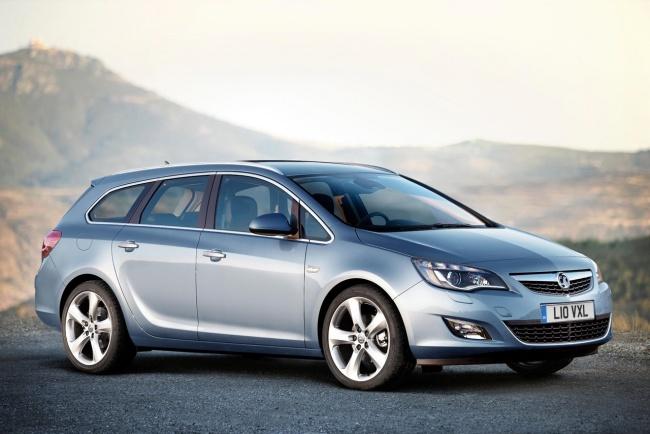 2011 Opel Vauxhall Astra Sports Tourer