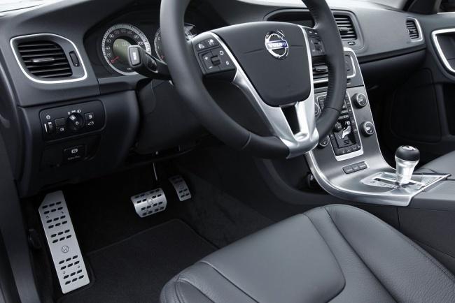 Heico Sportiv 2011 Volvo S60