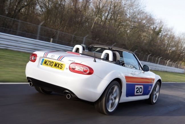 Mazda MX-5 Limited Edition
