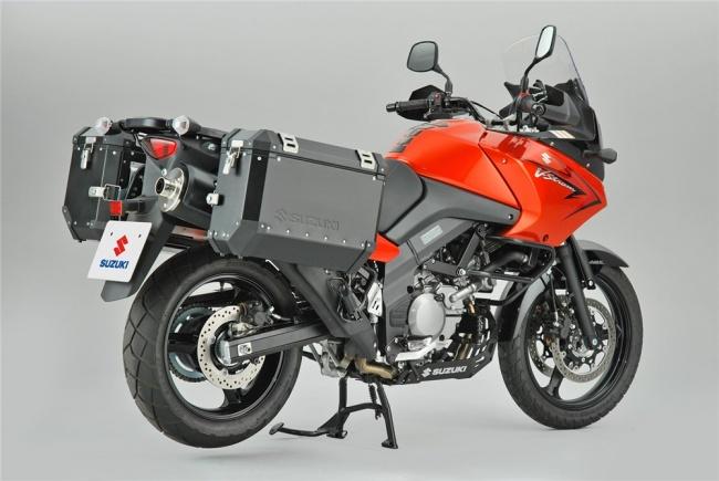 Suzuki V-Storm 650 XPEDITION