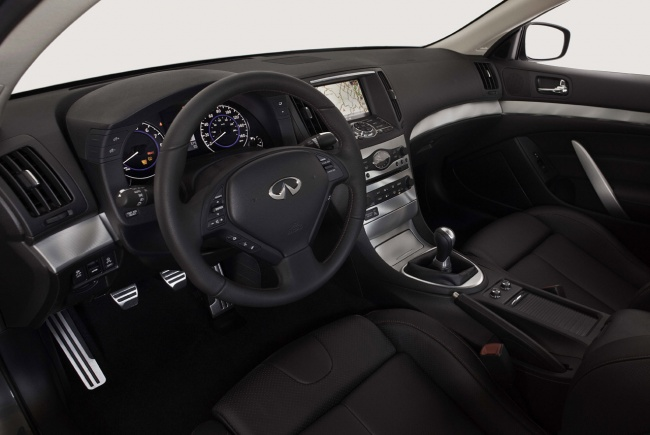 2011 infiniti performance line g coupe