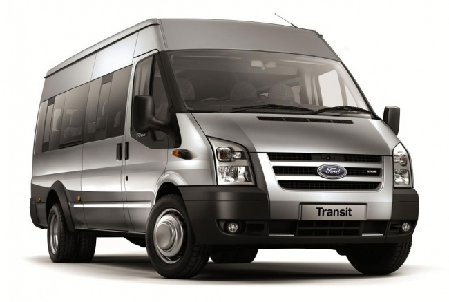 Российский Ford Transit подешевел на четверть миллиона