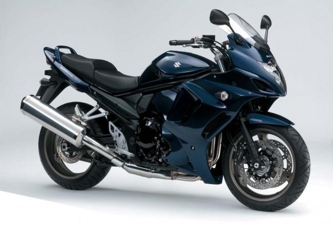 Начались продажи 2010 Suzuki Bandit 1250F ABS