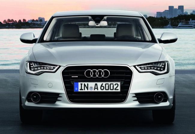 Состоялась премьера новой Audi A6