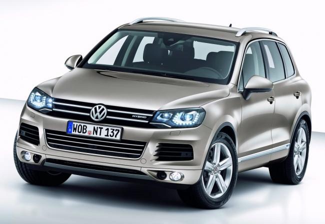 В Росии стартовали продажи Volkswagen Touareg нового поколения