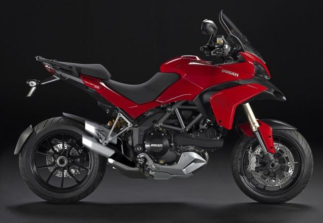 Ducati Multistrada бьет все рекорды продаж