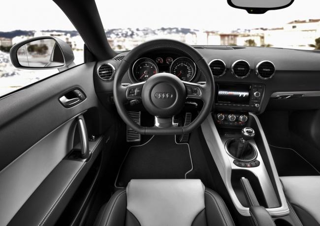 2011 Audi TT Facelift