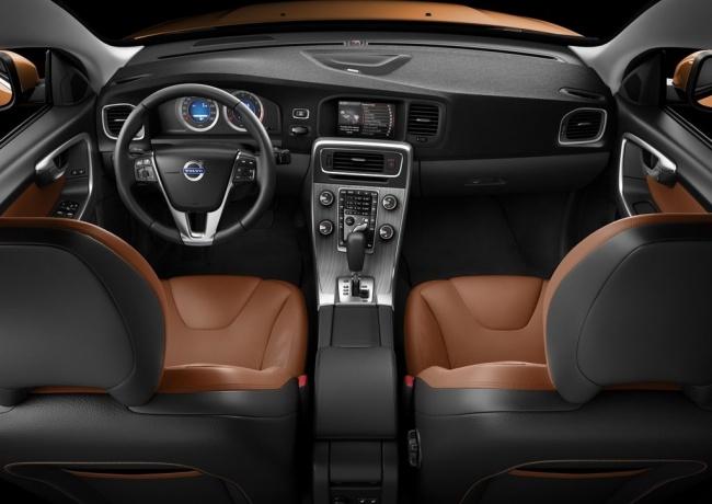ММАС-2010: Российский дебют Volvo S60