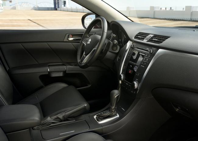 Объявлены цены на Suzuki Kizashi Sport