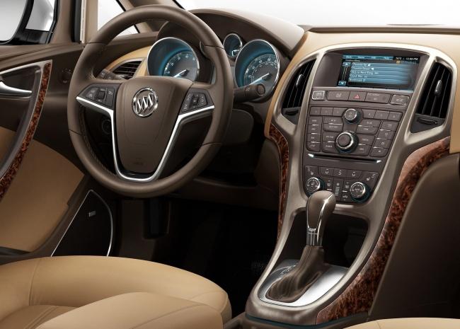 В США представлен новый седан Buick Verano