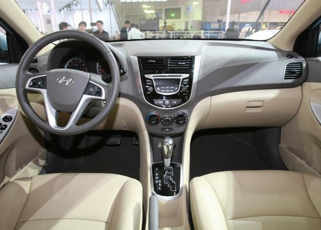 Объявлены комплектации Hyundai Solaris