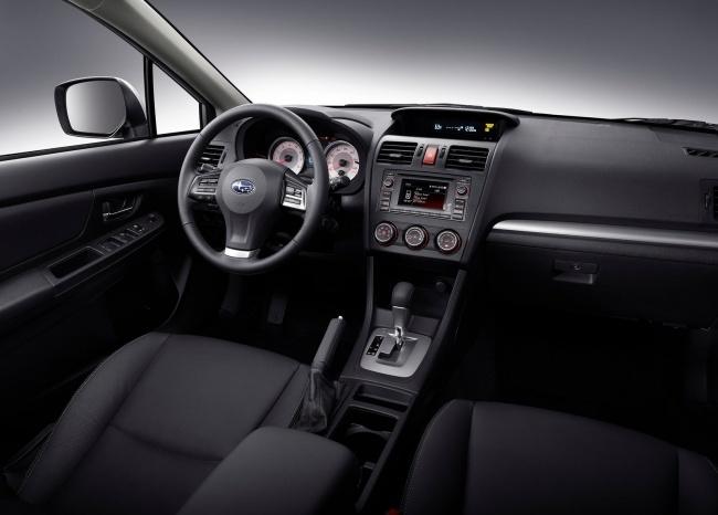 Новая Subaru Impreza представлена официально