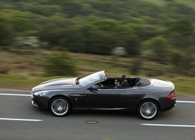 2011 Aston Martin DB9 Facelift