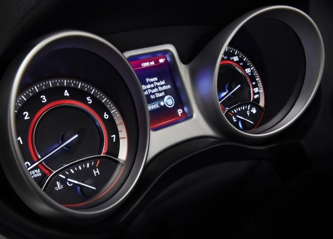 В США прошла презентация нового Dodge Journey