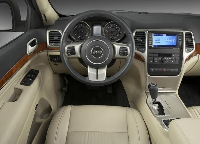 ММАС-2010: Европейская премьера Jeep Grand Cherokee