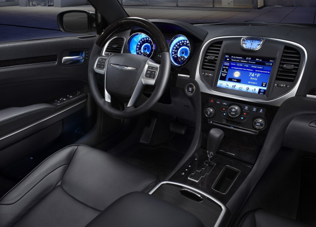 Показана новая  Lancia Thema
