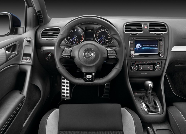 На российском рынке будет продаваться VW Golf R
