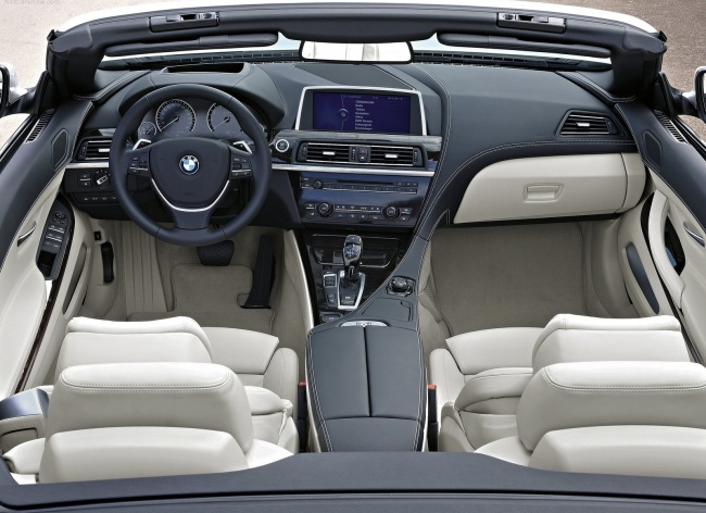 В Лос-Анджелесе прошла премьера третьего поколения BMW 650i Convertible
