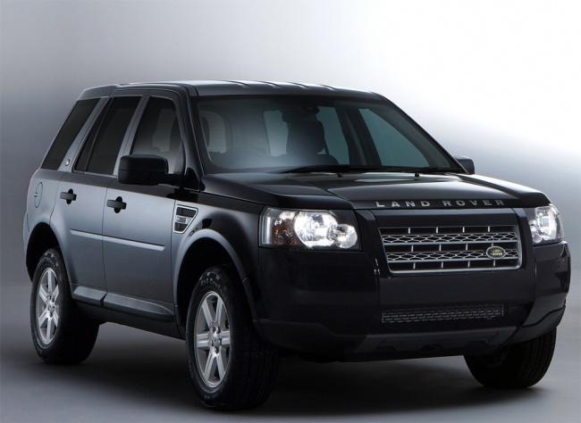 Обновленный Land Rover Freelander привезут в Москву