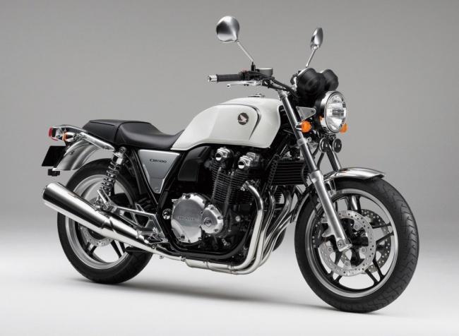 Стартовали мировые продажи Honda CB1100
