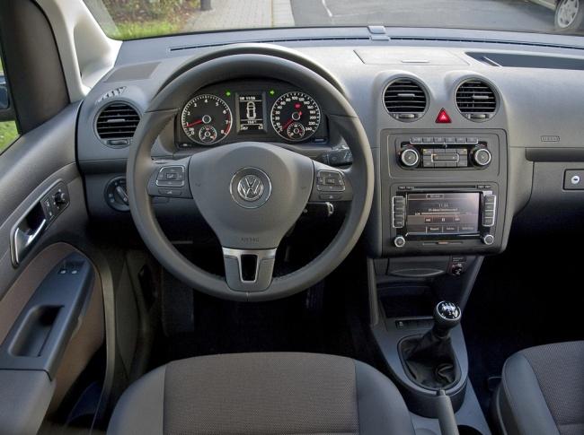 Париж-2010: Европейская премьера Volkswagen Caddy