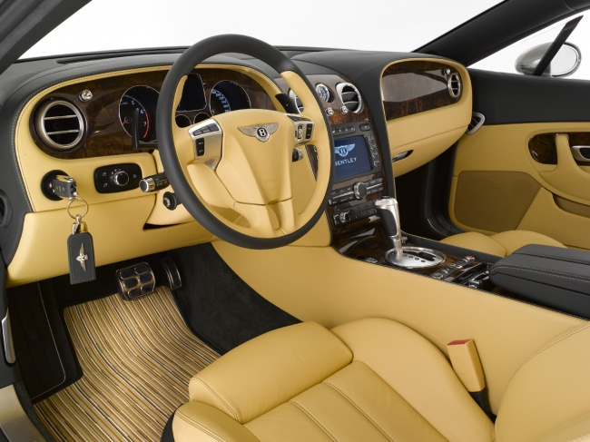 Bentley Continental Flying Star by Touring Superleggera