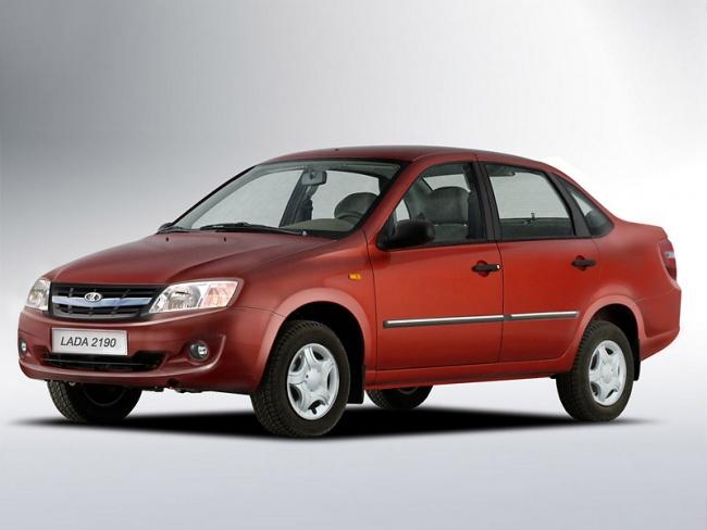 Lada Granta получит АКПП уже осенью 2012 года