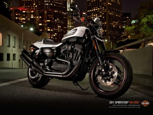 Harley-Davidson расширяет модельный ряд