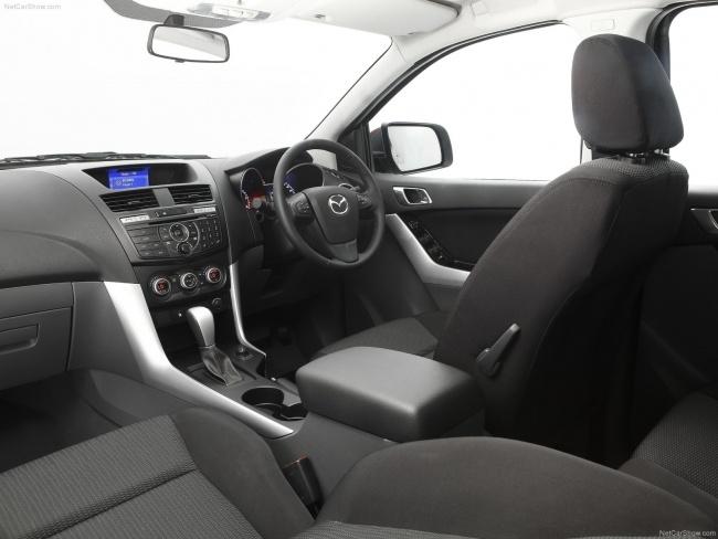 Мировой дебют пикапа Mazda BT-50 состоялся в Сиднее