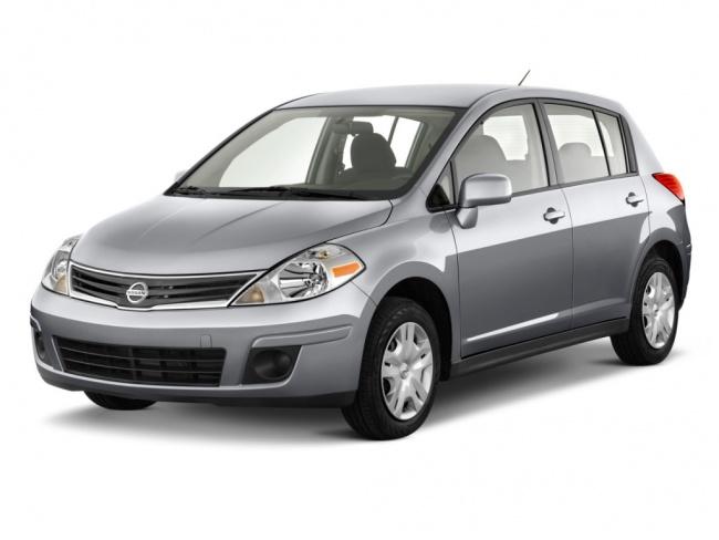 В России стартовали продажи обновленного Nissan Tiida