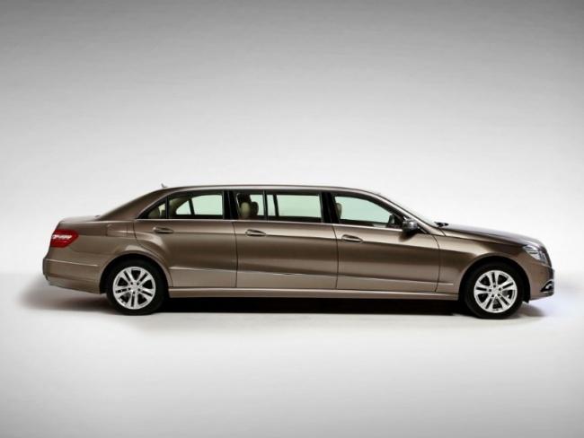 2010 mercedes-benz e-class limousine binz