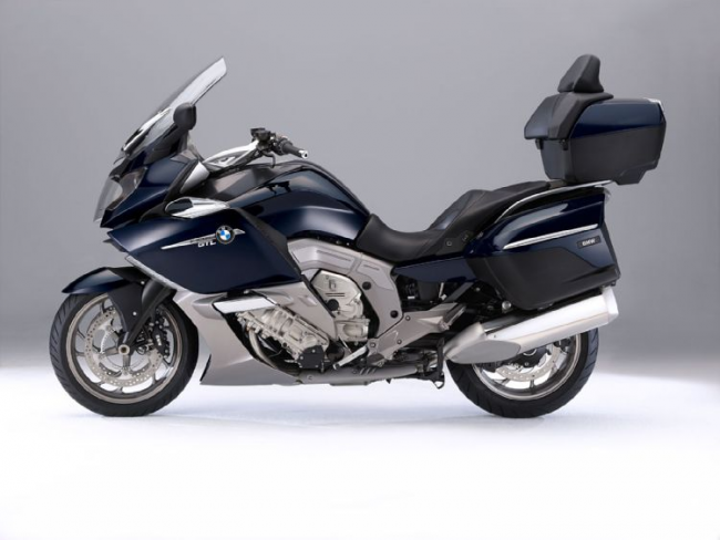 BMW начала принимать заказы на новые K1600
