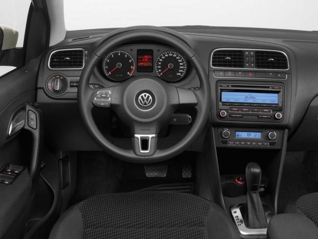 Стартовали российские продажи Volkswagen Polo Sedan