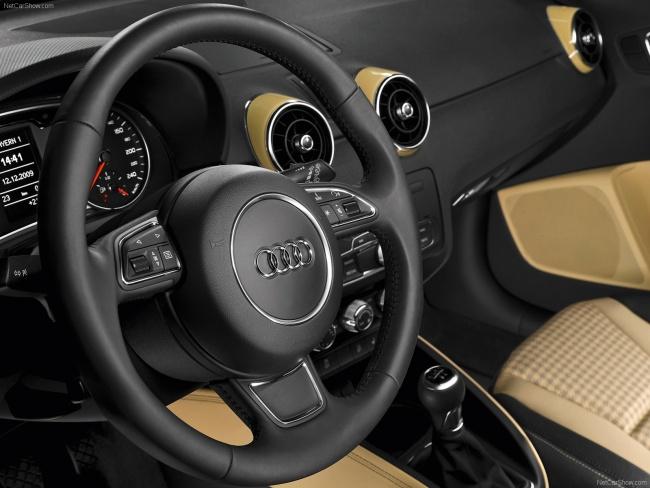 Топовая версия Audi A1