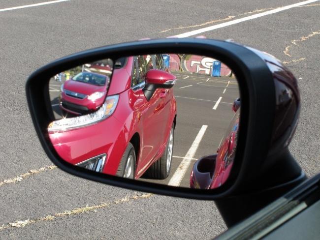 fiesta mirror