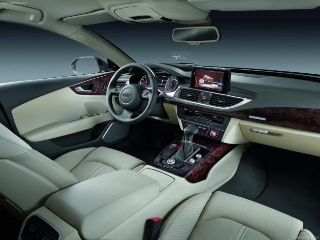 Приборная панель Audi A7 Sportback